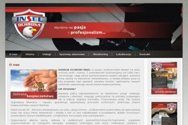 Alarmy Ochrona Monitoring Insel Karol Ulaniuk - Instalacje Włodawa