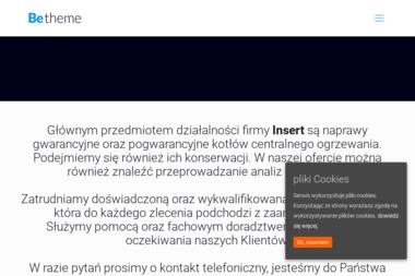 PU iNSERT Teresa Łęga - Urządzenia, materiały instalacyjne Koszalin