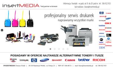 Insertmedia Tomasz Schab - Serwis komputerowy Radomyśl Wielki
