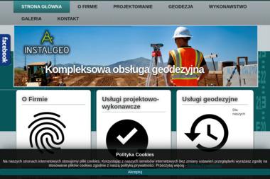 Instalgeo Usługi Projektowe i Geodezyjne Bronkowski Michał - Geodeta Zabrze