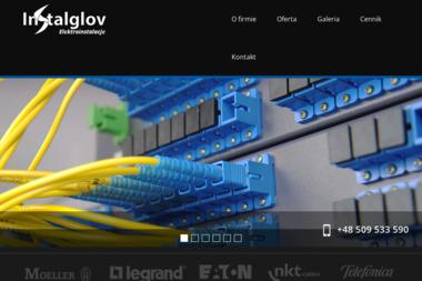 Instalglov-Elektroinstalacje Michał Głowacki - Elektryk Pułtusk
