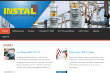 Instalkrup Usługi Elektoinstalacyjne. Instalacje elektryczne, inatalacje alarmowe - Inteligentny dom Odolanów