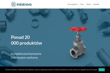 Instalnova Grupa Sbs K Borkowski Spółka Komandytowa - Hydraulik Włocławek