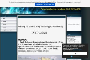 Z H S Instalsan Stecki Zdzisław - Instalacje grzewcze Leżajsk