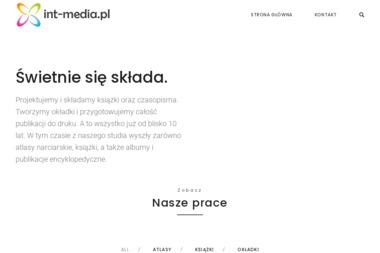 Int-Media. Strony www, plakaty - Ulotki Bielsko-Biała