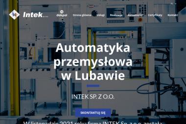 Intek Sp. z o.o. - Tokarz Lubawa