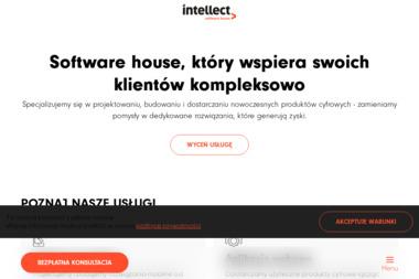 Agencja Interaktywna Intellect - Strony internetowe Limanowa