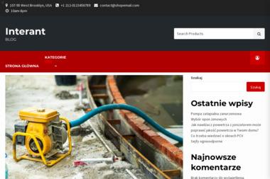 Studio Graficzne INTERant - Pozycjonowanie stron Głogów