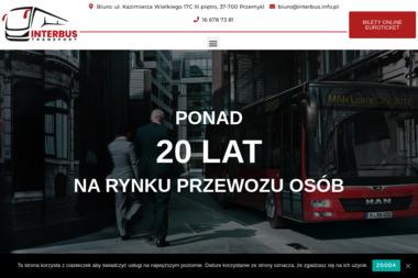 FHU Tadeusz Sroka - Firma transportowa Przemyśl