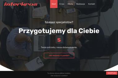 Firma Handlowo-Usługowa INTERKROS - Strony internetowe Krosno