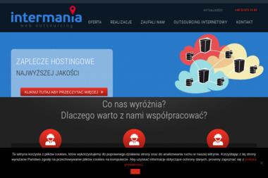 Intermania - Strony internetowe Wadowice