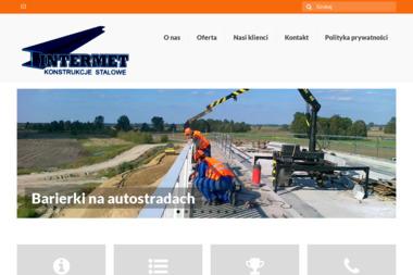 PPHU Intermet - Konstrukcje stalowe Majdan Krasieniński