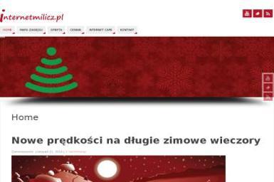 Dopieralski Rafał - Projektowanie Stron Internetowych Milicz