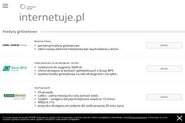 Internetuje.pl - Pozycjonowanie stron Rzeszów