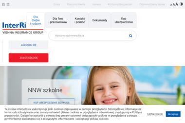 Interrisk Towarzystwo Ubezpieczeń S.A Vienna Insrance Group - Ubezpieczenie samochodu Sieradz