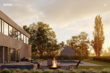 Interurban. Pracownia Architektury, Architektury Wnętrz - Tynki maszynowe Gdynia