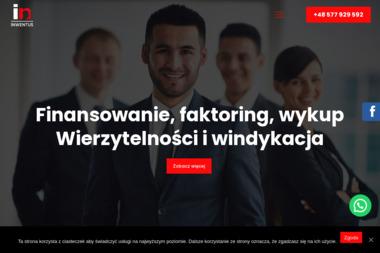 Inwentus Sp. z o.o. - Kredyt hipoteczny Sosnowiec