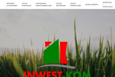 Inwest-Kom w Gniewie Sp. z o.o. - Konstrukcje stalowe Gniew