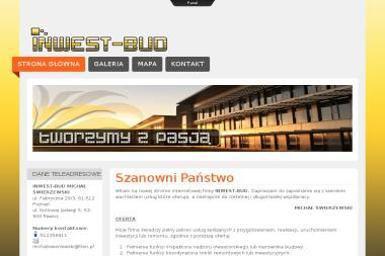 Inwest-Bud - Nadzorowanie Budowy Rawicz