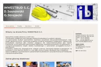 Inwestbud S.C. - Architekt Płock
