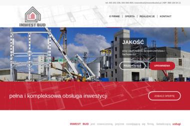Inwest Bud Artur Stępień - Murowanie ścian Nieszawa