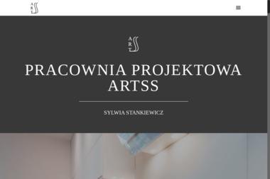Pracownia Projektowa Artss Sylwia Stankiewicz - Aranżacje Mieszkań Straszyn