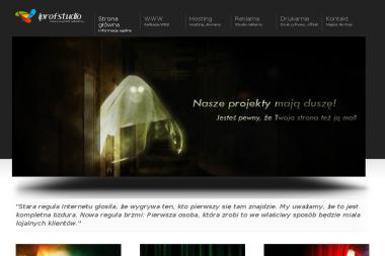 iprofStudio Dariusz Dziedzic - Agencja interaktywna Tarnobrzeg
