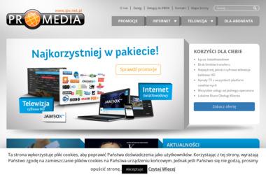 Promedia S.C. - Agencja interaktywna Kluczbork
