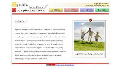 Agencja Ubezpieczeniowa Irena Kania - Ubezpieczenia OC Szczecin