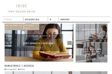 Agnieszka Misztak Iride Design - Architekt wnętrz Szczepanów