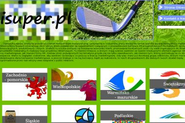 Isuper.pl-Tworzenie Stron Internetowych. Projektowanie stron internetowych - Agencja interaktywna Gołdap