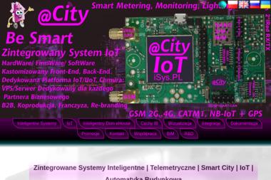 iSys. Inteligentny dom, inteligentny budynek - Systemy Inteligentnego Domu Wygoda