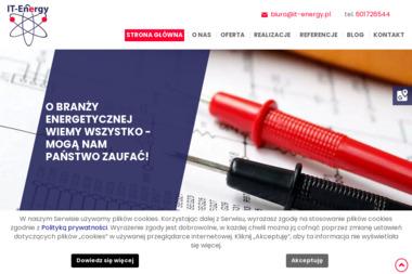 It Energy Sp. z o.o. - Strony internetowe Tulce