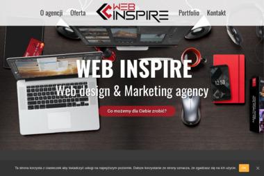 itINSPIRE. Agencja reklamowa, strony www - Drukarnia Kamienna Góra