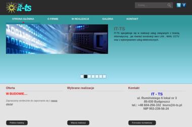 IT-TS - Komputery i sieci Bydgoszcz