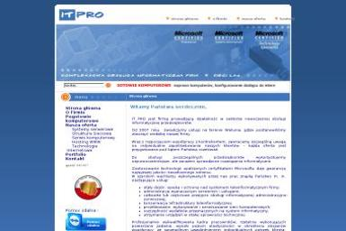 IT Pro s.c. - Promocja Firmy w Internecie Wieluń