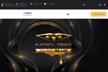 Inter Test - Reklama Online Sochaczew