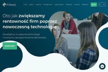 IT.focus - Strona Internetowa Jastrzębie-Zdrój