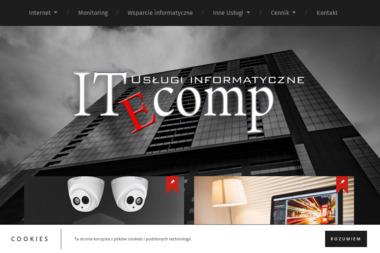 ITEcomp Usługi Informatyczne - Internet Bańska Wyżna