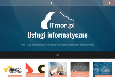 Itmon Usługi Informatyczne Piotr Kmita - Tworzenie Stron WWW Białaczów