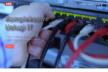 ITSilesia. Komputery, regeneracja tuszy i tonerów, serwis drukarek - Wykonanie Strony Internetowej Sosnowiec
