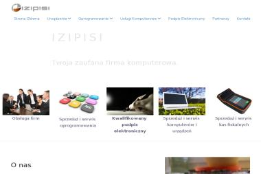 "F.H.U. ""IZIPISI"" - Usługi Komputerowe Biała Podlaska"