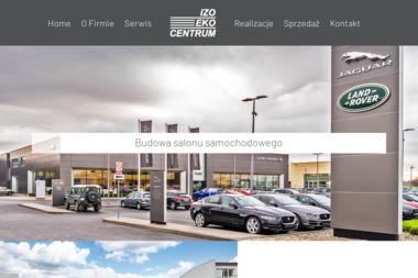IZO - EKO CENTRUM - Domy murowane Ostrzeszów