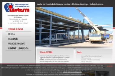 Izoterm s.c. - Konstrukcje stalowe Słupsk