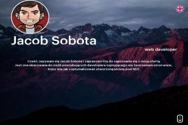 Jacob Sobota - Strony internetowe Sanok