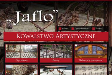 Jaflo s.c. - Metaloplastyka Zagórz