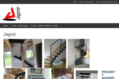JAGMIR - Projekty Domów Parterowych Suwałki