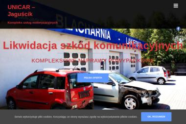 UNICAR - Leasing Na Auto Radomsko