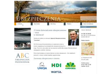 Agencja Ubezpieczeniowa Czechów - Ubezpieczenie samochodu Lublin