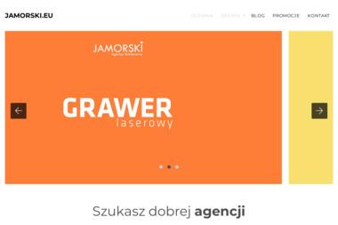 Agencja Reklamowa Jamorski. Gadżety Reklamowe, Agencja Reklamowa - Wydruk Wizytówek Kielce